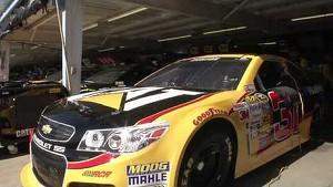 NASCAR Sprint Cup Series | GarageCam Replay, Phoenix International Raceway