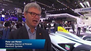 Guide to Formula E: Car Powertrain