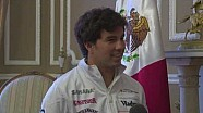 Interview with Sergio Perez