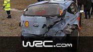 Stages 1-3: Rallye Monte-Carlo 2014
