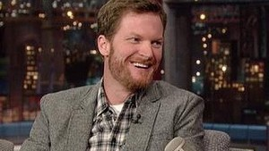 David Letterman - Dale Earnhardt Jr. on Daytona 500 Victory