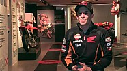 Interview with Repsol Honda rider Marc Marquez