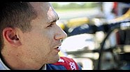 Mikhail Aleshin recaps day one at Barber Motorsports Park