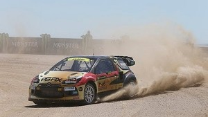 2014 World Rallycross - RXRD1 iON Track Preview