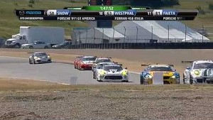 2014 Mazda Racewa PC/GTD Race Broadcast