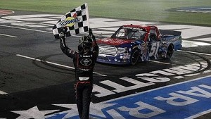 Final Laps: Busch gets sixth win at Charlotte