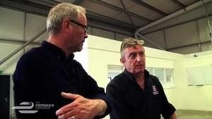 Formula E - Tour of Donington Park