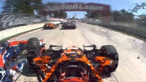 IndyCar In-Car Theater: Detroit Grand Prix Race 1