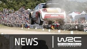 Stages 7-11: Rally Italia Sardegna 2014