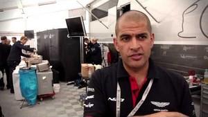 2014 Nürburgring 24 Hours - Chris Harris Interview