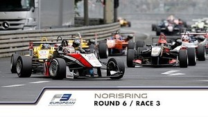 18th race FIA F3 European Championship 2014