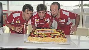 Feliz cumpleaños Fernando