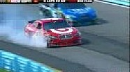 2008 Nascar Sprint Cup Watkins Glenn Huge Crash!!
