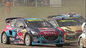 LOHEAC RX DAY 2 ROUND UP - FIA WORLD RALLYCROSS CHAMPIONSHIP