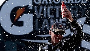 Harvick: 'It's been a lot of fun this year'