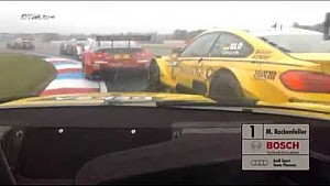 DTM Lausitzring 2014 - Best of Onboards