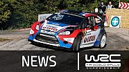 Stages 4-6: Rallye de France-Alsace 2014