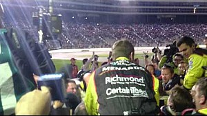 New View: Gordon/Keselowski brawl with Audio