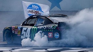 Rowdy captures 100th NNS checkered flag for JGR