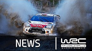 Wales Rally GB 2014: Stages 13-17