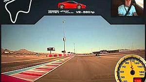 Ferrari 458 Italia - Las Vegas Motor Speedway Exotics Racing
