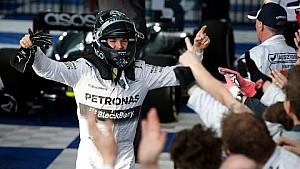 Nico Rosberg's Heroic 2014 Formula One World Championship Challenge!