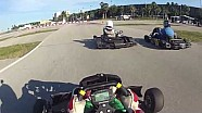 Stirling Fairman karting onboard