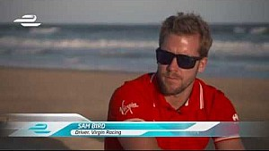 Punta del Este ePrix Sam Bird interview