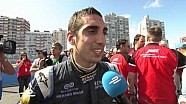 Punta del Este ePrix Sebastien Buemi post-race interview