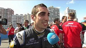 Punta del Este ePrix Sebastien Buemi post-race interview