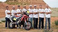 Honda HRC - Dakar 2015