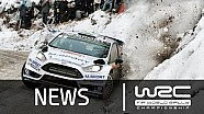 Rallye Monte Carlo 2015 - Stages 1-5