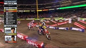 450SX Main Event Highlights Anaheim 3 - 2015 Supercross