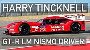 Harry Tincknell: GT-R LM NISMO Driver