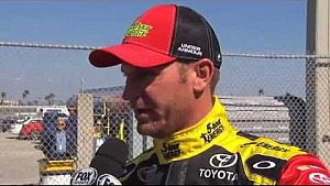 2015 Daytona 500 qualifying - Clint Bowyer interview