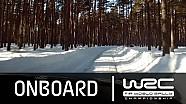 Rally Sweden 2015: Onboard Mikkelsen SS15