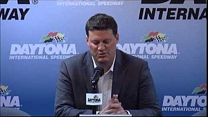 Steve O'Donnell NASCAR Statement on Kurt Busch