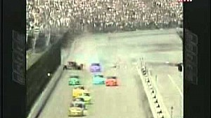 Arie Luyendyk 1998 Indianapolis IROC Crash