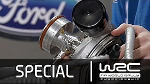 WRC Rally Guanajuato México 2015: Tech Special/ Turbo