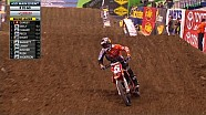 450SX Main Event Highlights - Indianapolis 2015 Supercross