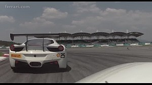 Ferrari Challenge Asia Pacific: Sepang 2015 - Race 1