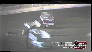 #ThrowbackThursday: World of Outlaws Sprint Cars Ascot Park October 25th, 1986
