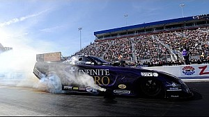 Jack Beckman scores Funny Car win at the NHRA #4Wide in Charlotte!