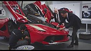 Ferrari FXX K - The making of