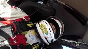 Dion von Moltke's Steering Cam Audi R8 LMS
