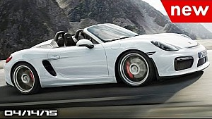Cadillac CT6-V, Porsche Boxster Spyder GT4, BMW i5 - Fast Lane Daily
