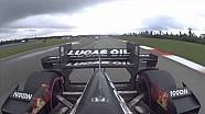 On Board : la course IndyCar sur le NOLA Motorsports Park