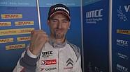 José María López toma la Pole Position