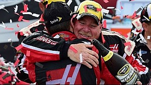 Total team victory for Busch