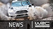WRC - XION Rally Argentina 2015: Stages 9-10